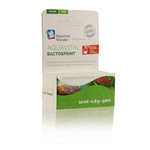 AQUAVITAL BACTOSPRINT 10 ML + 0,8G